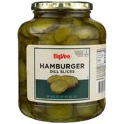 Hy-Vee Hamburger Dill Slices