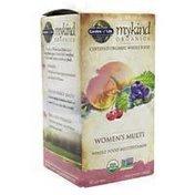Garden of Life Women's Whole Food Multivitamin Dietary Supplement