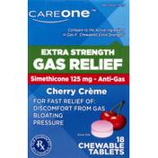 CareOne Extra Strength Gas Relief Cherry