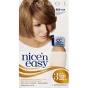 Nice 'n Easy Permanent Color, Natural Medium Champagne Blonde, 8CB/103B