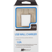Mobilcharge Wall Charger, USB, Box