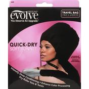 Evolve Soft Bonnet, Quick-Dry