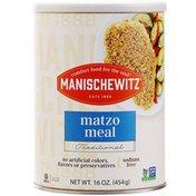 Manischewitz Matzo Meal, Unsalted