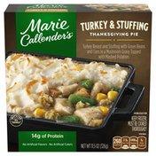 Marie Callender's Turkey And Stuffing Thanksgiving Pie
