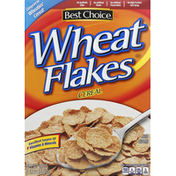 Best Choice Cereal, Wheat Flakes