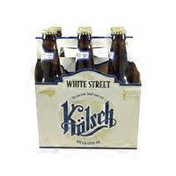 White Street Brewing Co. Beer, Kolsch-Style Ale