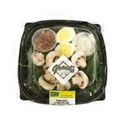 Graul's Spinach Salad With Ranch
