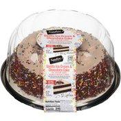 Signature Select Vanilla Ice Cream & Chocolate Cake Ice Cream Cake
