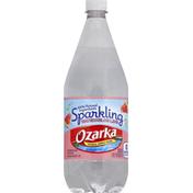 Ozarka Water, Natural Spring, Sparkling Watermelon Lime