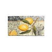 Paperproducts Design Citron Lemon Tree Guest Towels