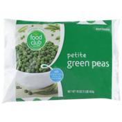 Food Club Petite Green Peas