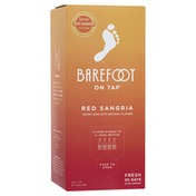 Barefoot On Tap Sangria Red Wine Box Wine
