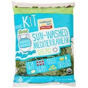 Earthbound Farms Organic Sun-Washed Mediterranean Salad Kit