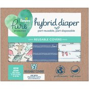 Pampers Hybrid Cloth Diaper Reusable Covers