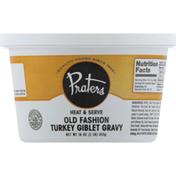 Praters Turkey Giblet Gravy, Old Fashion
