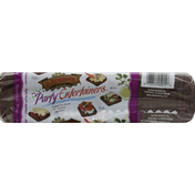 S. Rosen's Bread, Pumpernickel, Cocktail Size, Party Entertainers