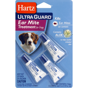 Hartz Ear Mite Treatment, for Dogs