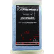 Zwipes Auto Cleaning Towel, Microfiber, Multipurpose