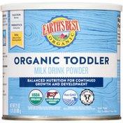 Earth's Best Toddler Milk Drink Powder
