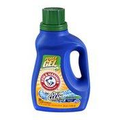 Arm & Hammer Oxi Clean Emerald Mist Power Gel Laundry Detergent - 31 Loads
