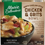 Marie Callender's North Carolina Style Chicken And Cheddar Grits Bowl