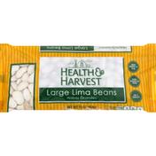 Health & Harvest Lima Beans, Large