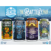 Palmetto Beer, The Battery Pack