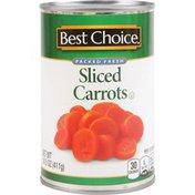 Best Choice Sliced Carrots