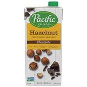 Pacific Foods Chocolate Hazelnut Plant Based Beverage