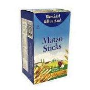 Savion Matzo Sticks, Passover, Onion & Garlic