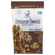Blue Bite Sprouted Snacks, Dark Chocolate