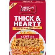 American Beauty Thick & Hearty Bronze Cut Elbows Enriched Macaroni Product