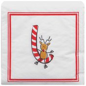 Hefty Style Napkins 2 Ply 12.875 In X 12.875 In Napkins