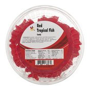 Ahold Red Tropical Fish Candy