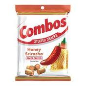 Combos Honey Sriracha Pretzel Baked Snacks