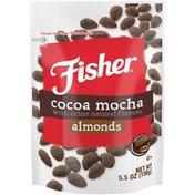 Fisher Cocoa Mocha Almonds