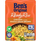 Ben's Original Brown Rice, Whole Grain, Chicken Flavored