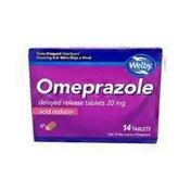 Welby Omeprazole Heartburn Relief Tablets