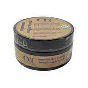 Organic Body Essentials Supreme Face & Body Brown Sugar Scrub Orange Cocoa