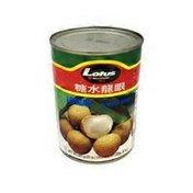 Wei Chuan Longan In Heavy Syrup