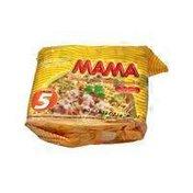 Mama Meat Flavor Instant Noodles