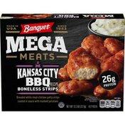 Banquet Mega Meats Kansas City BBQ Boneless Strips