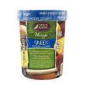 Open Nature Mango Greek Frozen Yogurt