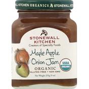Stonewall Kitchen Jam, Organic, Maple Apple Onion
