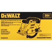 Dewalt Circular Saw, 6.5 Inches