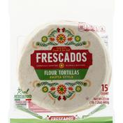 Frescados Flour Tortillas, Fajita Style