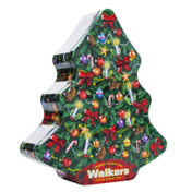 Walkers Shortbread Christmas Tree Tin