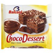 Balconi ChocoDessert