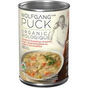 Wolfgang Puck Organic Chicken & Dumpling Organic Soup