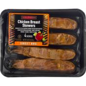 Marc Angelo Barbecue Seasoned Chicken Kabobs